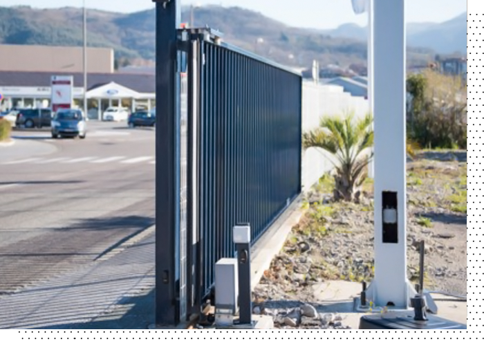 Instalação de portas, de portões e de grades