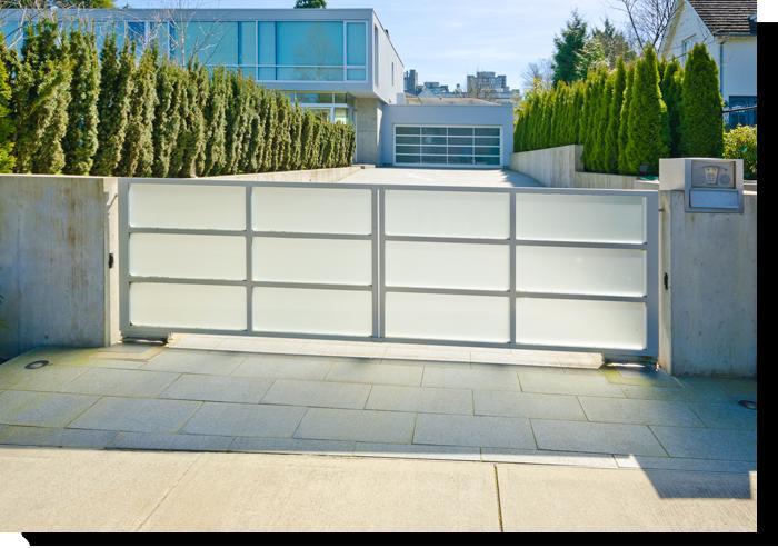 Manutenção de portas, de portões e de grades