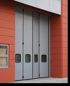 Portões de garagem industriais, para condomínios ou para vivendas