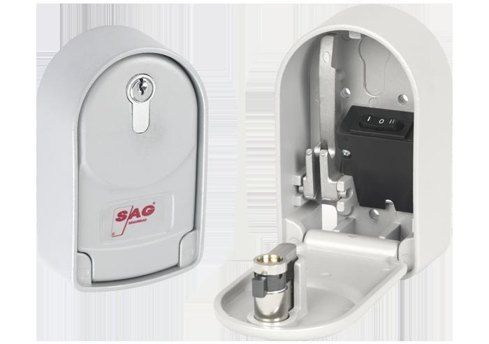 SAG: fabricante de cadeados e de fechaduras de alta segurança