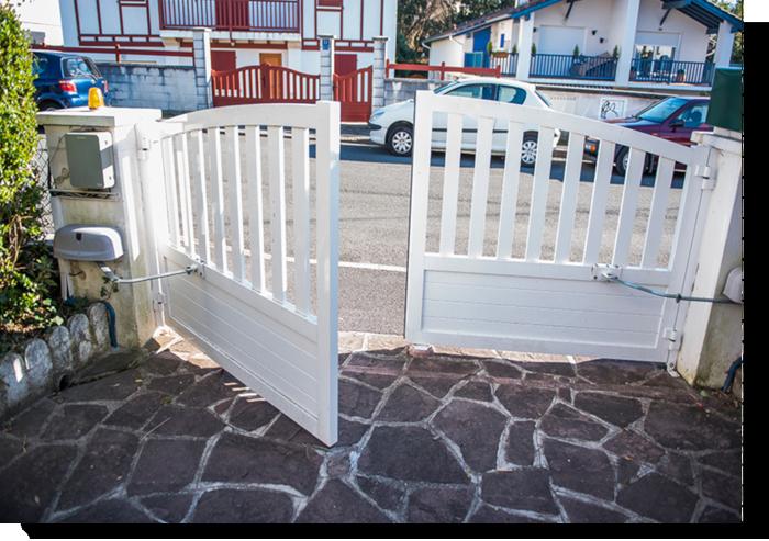 Portões de Batente para Garagens