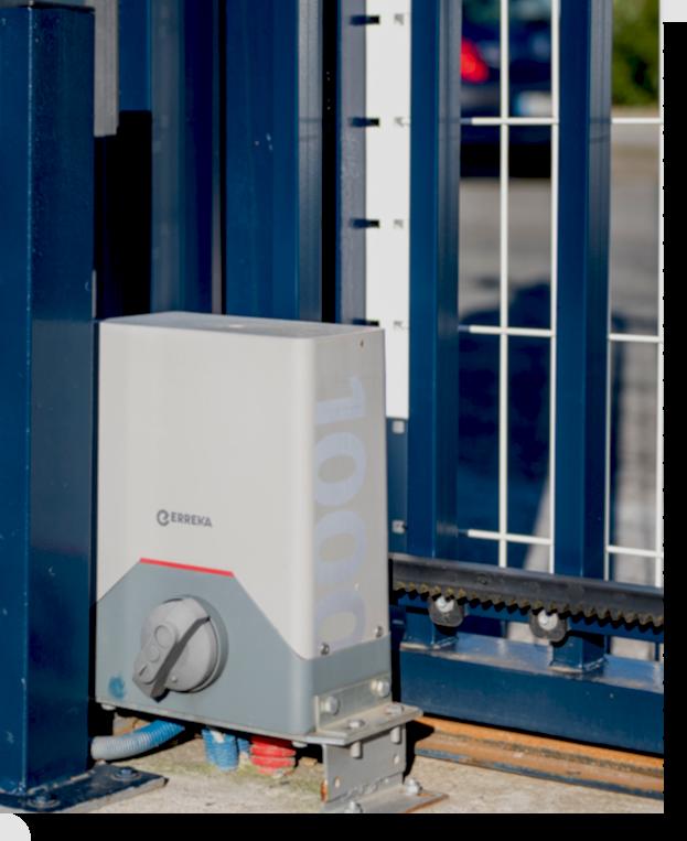 Automatismos e acessórios para portões de correr Montijo