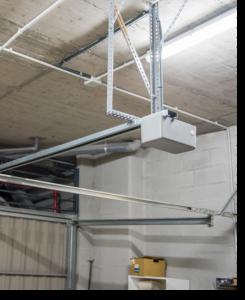 Reparação e assistência a molas de portões de garagem em Mafra
