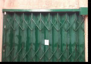 Portões de Garagem com Grades