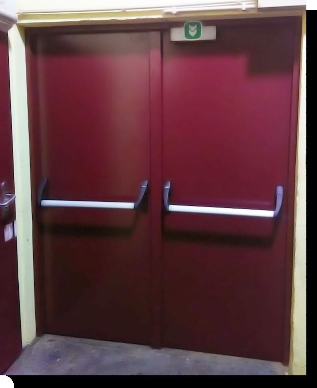 Portas Interiores e Exteriores