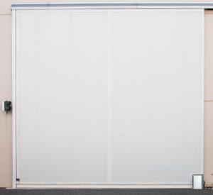 Portas rápidas, de vidro e de garagem automáticas em  Cascais