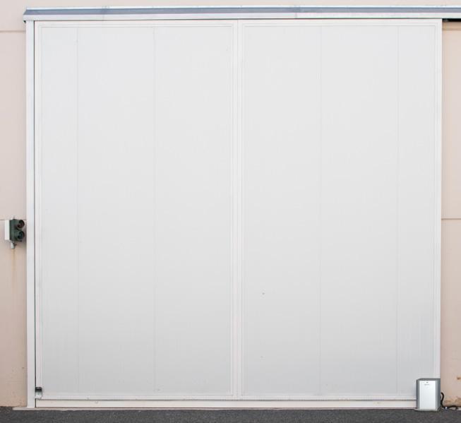 Portões de correr para garagens em Amora