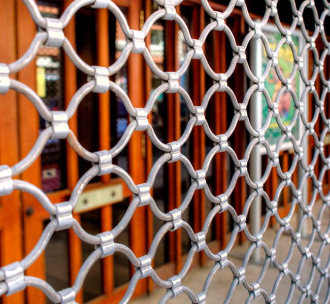 Grades de Enrolar para Portas e Janelas