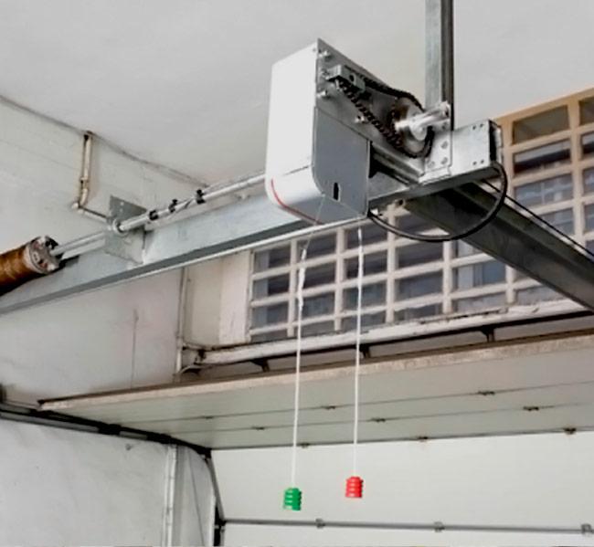 Reparação de Acessórios e Motores para Portas Industriais