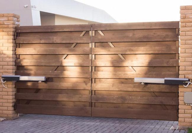 Portões de Entrada