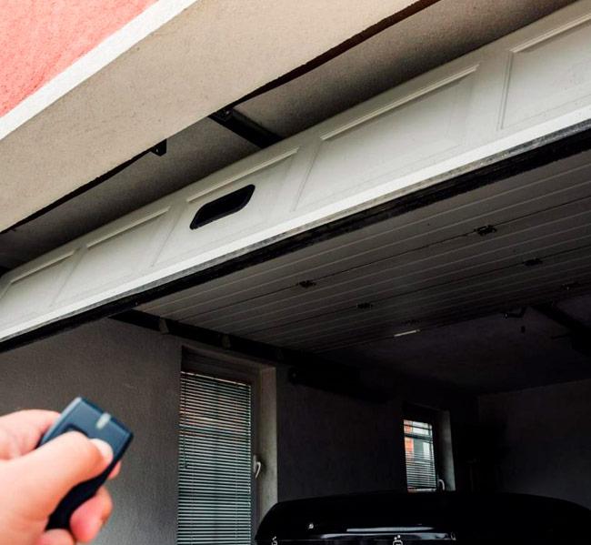 Portões Automáticos de Garagem