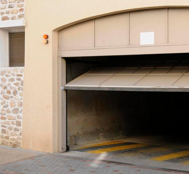 Portas de garagem basculantes