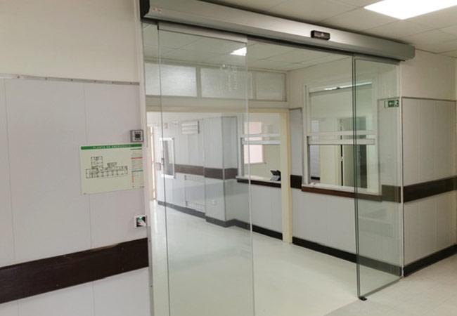 Portas Automáticas Hospitalares