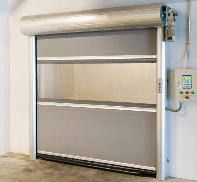 Assistência técnica a portas rápidas, corta-fogo, automáticas de vidro e hospitalares