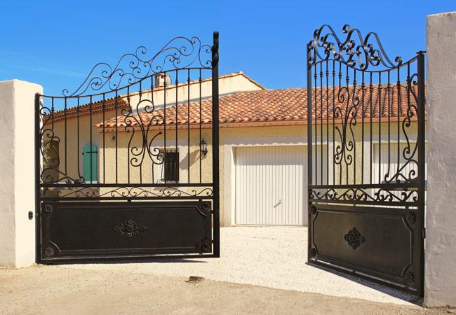 Portões de Batente